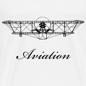 Wright Aviation - Men's Premium T-Shirt
