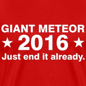 Giant Meteor 2016 - Men's Premium T-Shirt
