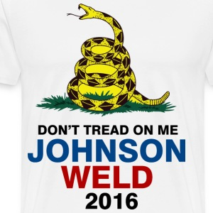 Johnson Weld 2016 - Men's Premium T-Shirt