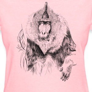 Mandrill T-Shirts - Women's T-Shirt