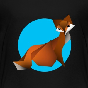 My Firend Foxy Fox - Kids' Premium T-Shirt