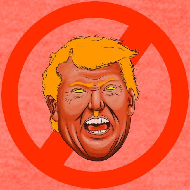 Dump Trump Women's Tee