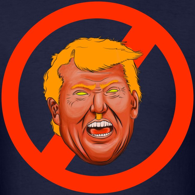 Dump Trump Men's Tee