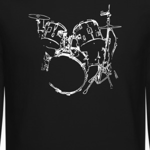 Drums - Crewneck Sweatshirt