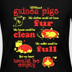 Guinea Pigs Shirt - Women's Long Sleeve Jersey T-Shirt