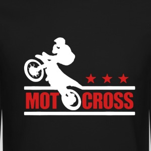 Motocross Shirt - Crewneck Sweatshirt