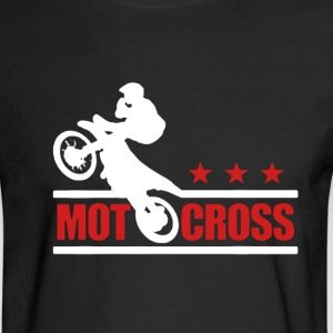Motocross Shirt - Men's Long Sleeve T-Shirt