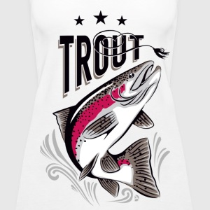 AD Trout Tanks - Women's Premium Tank Top