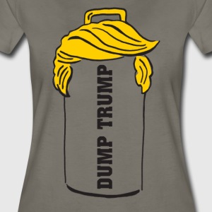 Trash Trump - Women's Premium T-Shirt