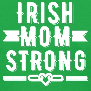 Irish Mom Strong T-shirt - Women's T-Shirt