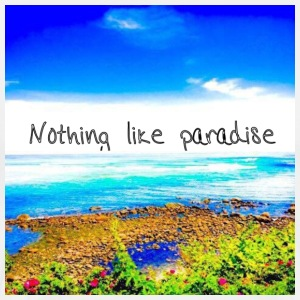 Nothing Like Paradise - Men's Premium T-Shirt