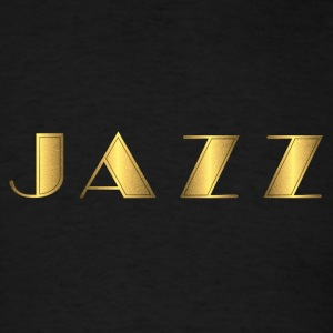 golden jazz - Men's T-Shirt