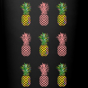AD Pineapple Pattern Color Mugs & Drinkware - Full Color Mug