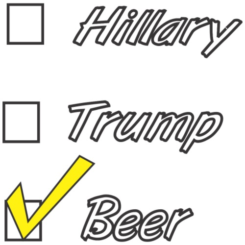 Vote for Beer