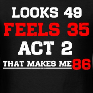86bb.png T-Shirts - Men's T-Shirt