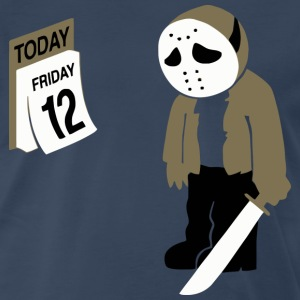 before friday the 13th - Men's Premium T-Shirt
