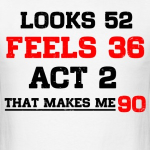 90a.png T-Shirts - Men's T-Shirt