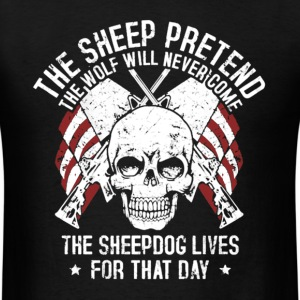 Sheep Pretend Shirt - Men's T-Shirt