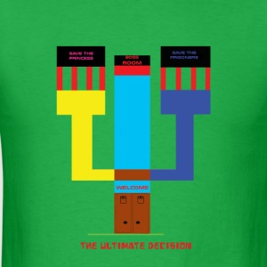 Ultimate Decision - Men's T-Shirt