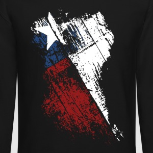 Texas Flag Shirt - Crewneck Sweatshirt