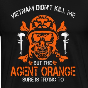 Agent Orange Shirt - Men's Premium T-Shirt
