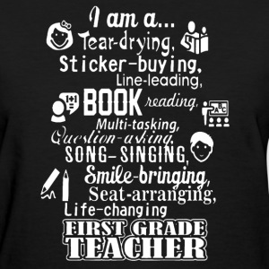 Grade Teacher Shirt - Women's T-Shirt