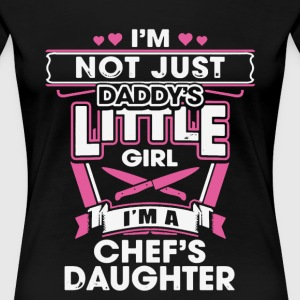 Chef's Daughter Shirt - Women's Premium T-Shirt