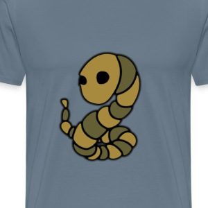 Worm T-Shirts - Men's Premium T-Shirt