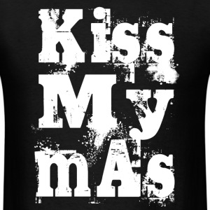 X-Ray T-Shirt - Kiss My mAs Shirt - Men's T-Shirt