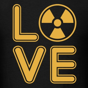 X-Ray T-Shirt - Love The X-Rays T-Shirt - Men's T-Shirt