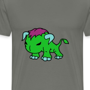 Green Bull T-Shirts - Men's Premium T-Shirt