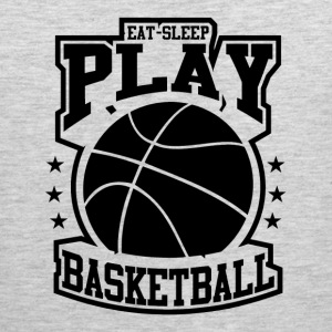 Eat Sleep Play Basketball Sportswear - Men's Premium Tank