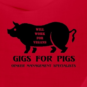 Gigs for Pigs - Bandana