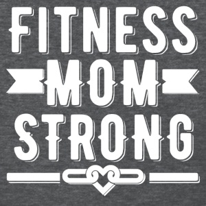 Fitness Mom Strong T-shirt - Women's T-Shirt