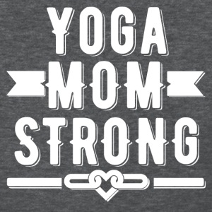 Yoga Mom Strong T-shirt - Women's T-Shirt