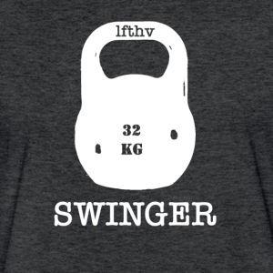 SWINGER T-Shirts - Fitted Cotton/Poly T-Shirt by Next Level
