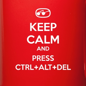Keep Calm for Technical Support - Full Color Mug