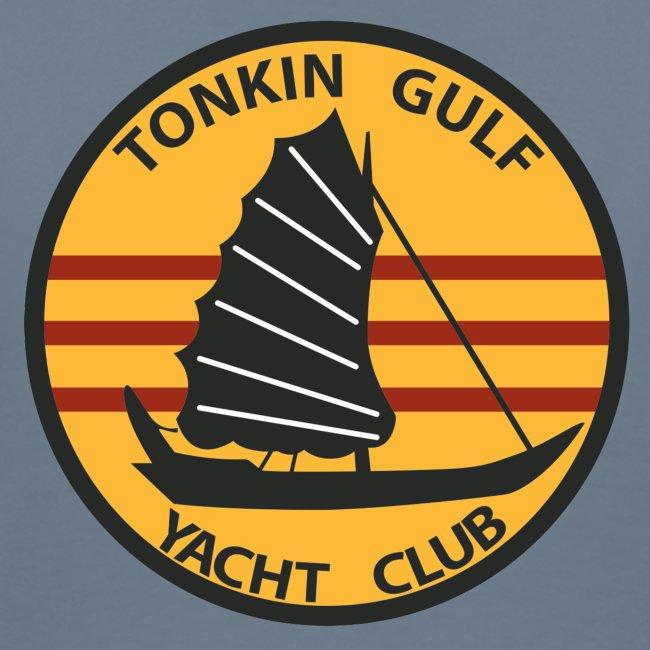 USS KITTY HAWK CVA-63 TONKIN GULF YACHT CLUB