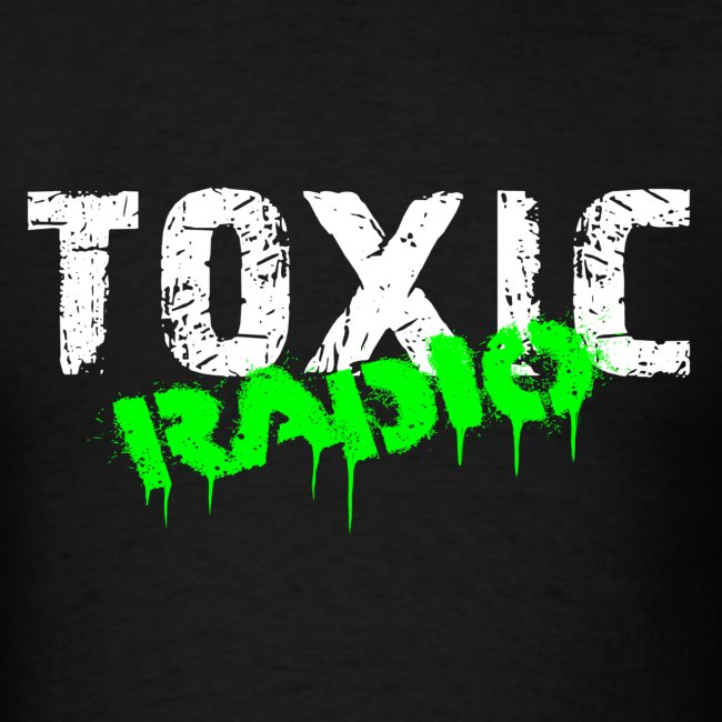 Toxic Radio Guy Shirt