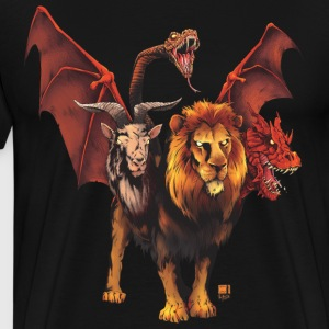 CHIMERA - Men's Premium T-Shirt