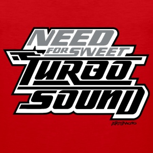 Need For Sweet Turbo Sound Sportswear - Men's Premium Tank