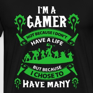 I'm A Gamer - Men's Premium T-Shirt