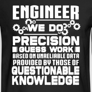 Engineer Shirts - Men's Long Sleeve T-Shirt