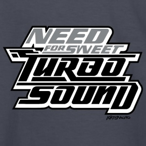 Need For Sweet Turbo Sound Kids' Shirts - Kids' Long Sleeve T-Shirt
