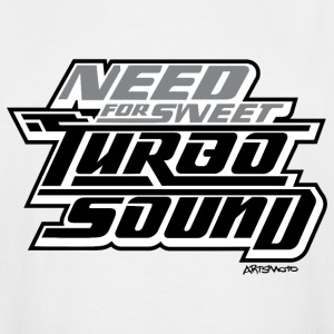 Need For Sweet Turbo Sound T-Shirts - Men's Tall T-Shirt