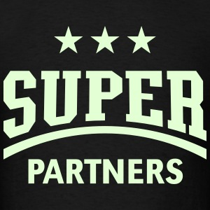 Super Partners T-Shirts - Men's T-Shirt