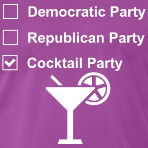 Cocktail Party - Men's Premium T-Shirt