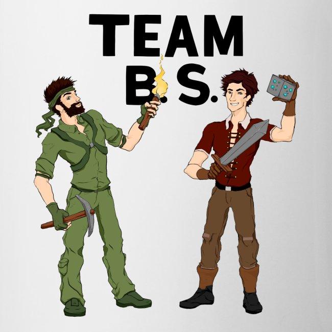 Team B.S. Mug (Style 2)