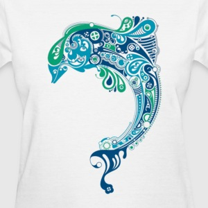dolphin - Women's T-Shirt