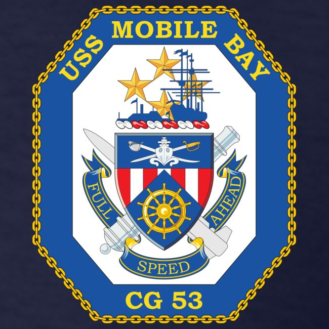 USS MOBILE BAY (CG-53) WESTPAC 2016 CRUISE SHIRT - FAMILY EDITION